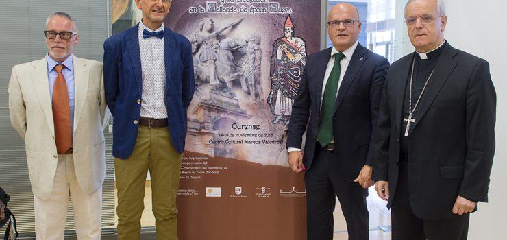Un congreso internacional conmemora os 1.700 anos do nacemento de San Martín de Tours