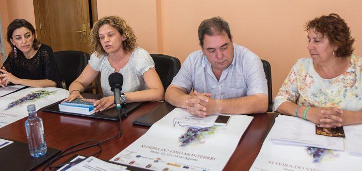 16 bodegas de la comarca participarán en la XI Feria del Vino de Monterrei