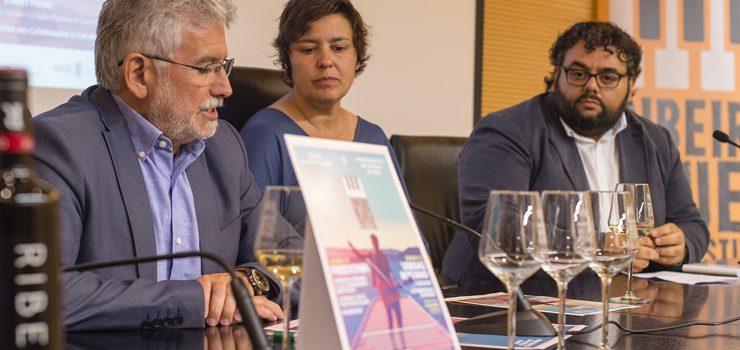 """Maridaxe de música e viño no III """"Ribeiro Blues Winefestival"""""""