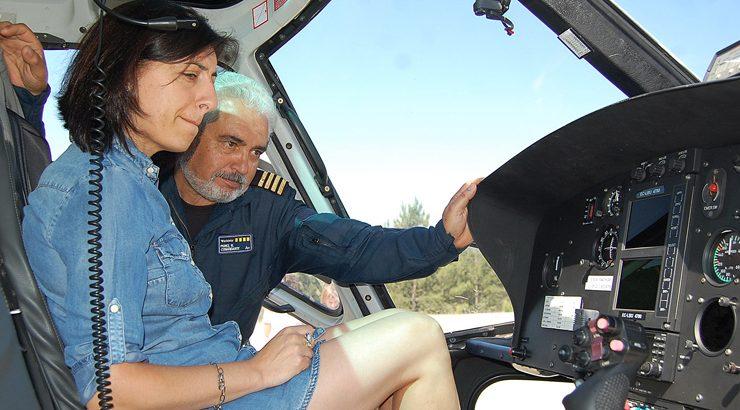 A base de Valdeorras terá helicóptero propio dende agosto