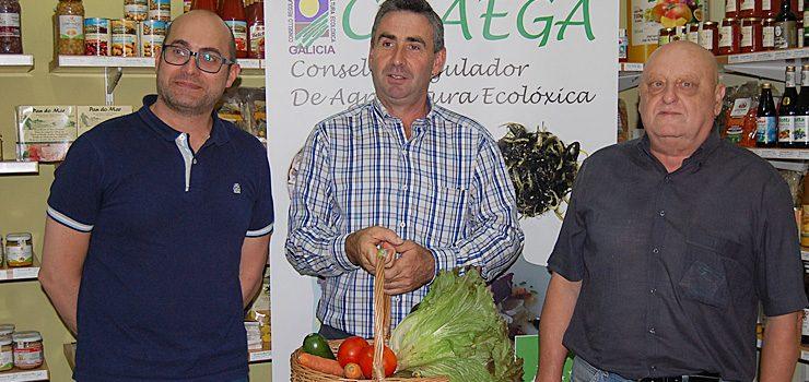 A agricultura ecolóxica crece en Ourense