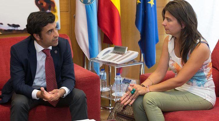 Rey Varela avanza o apoio da Xunta na construción dunha residencia de maiores en Lobios