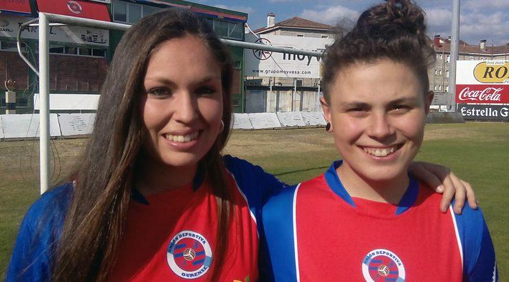 Laura e Caetana, primeiros reforzos da UDO feminina