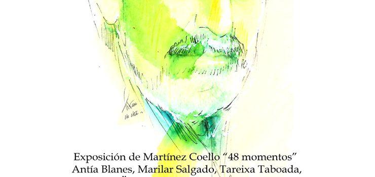 Exposición: «48 momentos con Manuel María»