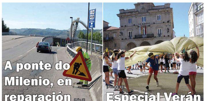 Desde hoxe no teu buzón, Ourense por Barrios de xullo