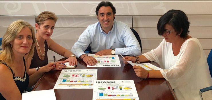 O Servizo de Emprego do Concello ofreceu asesoramento a 177 proxectos empresariais neste ano