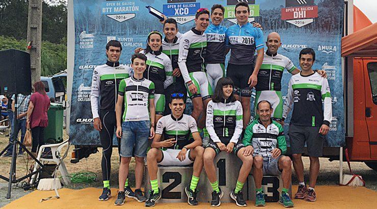 O CC Maceda, mellor equipo de Galicia