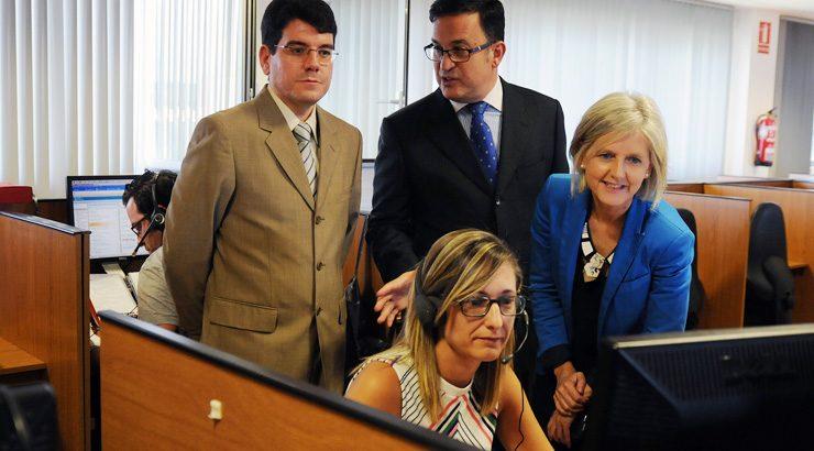 A Xunta aposta por adaptar a formación dos discapacitados aos novos perfís profesionais
