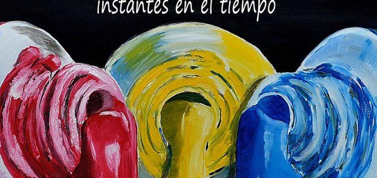 """Antón Barros trae os seus """"Instantes en el tiempo"""" a Celanova"""