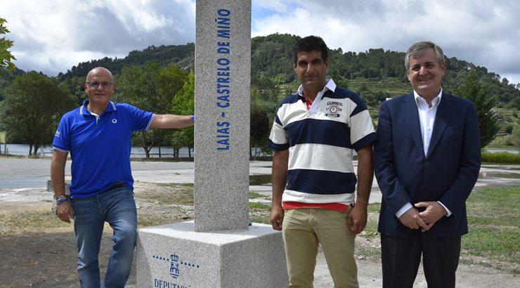 """Un monolito lembrará que Ourense será a protagonista da 71ª """"Vuelta a España"""""""