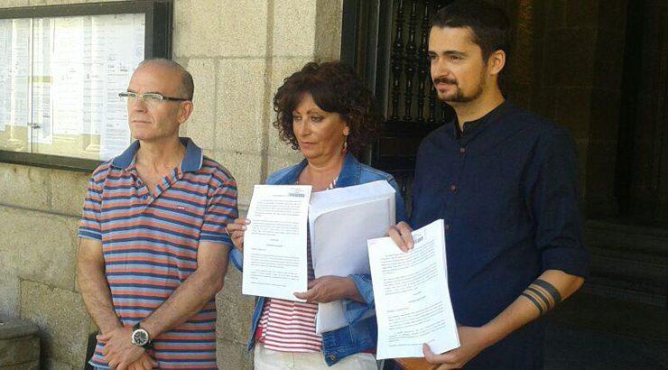 PSOE e OUeC presentan un recurso de reposición contra Rodríguez-Nóvoa