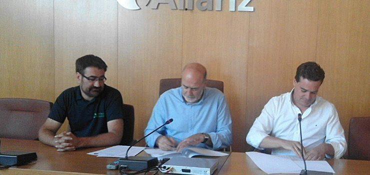 Allariz asina a súa adhesión ao Compromiso polo Xardín da Comunidade Verde
