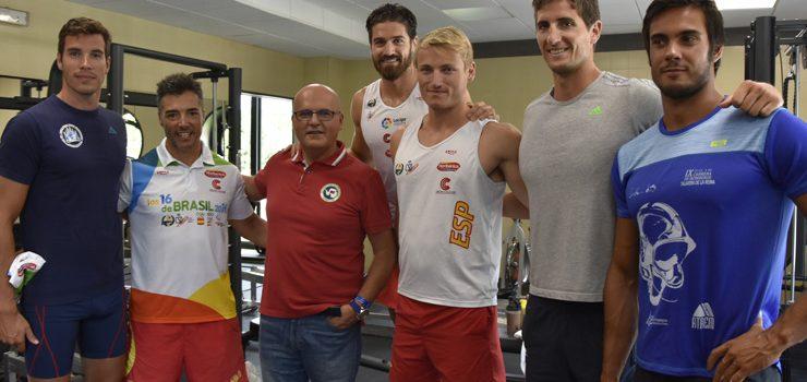 España prepara os Xogos de Río en Ourense