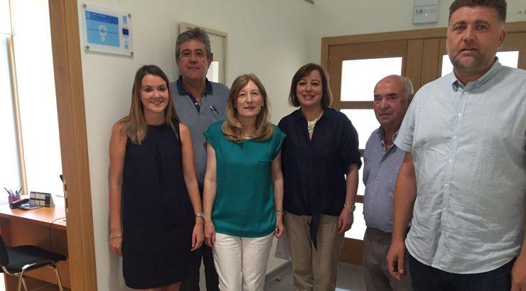 A Xunta amosa o seu apoio ao CIM da Mancomunidade do Ribeiro