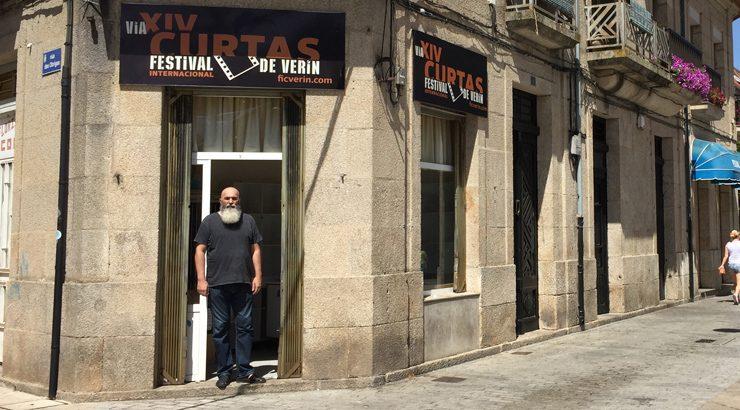 El festival de cortos de Verín ya cuenta con sede