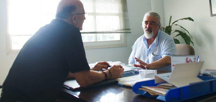 Francisco García reitera su compromiso de «tender puentes de diálogo» con todos los agentes implicados en la promoción vinícola