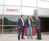 A Xunta resalta a aposta pola eficiencia enerxética de Coren