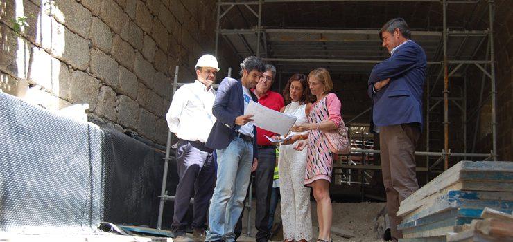 San Clodio contará co primeiro spa de viñoterapia de Galicia