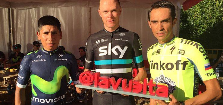 Cuenta atrás para el arranque de La Vuelta 2016