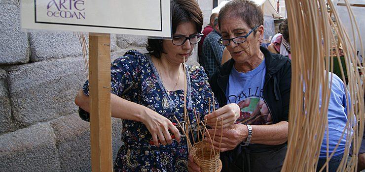 Santa Mariña de Augas Santas acolle un novo Encontro de Cestería