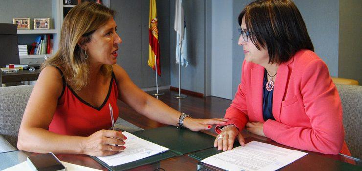 A Xunta destina 125.000 euros ao arranxo dunha rúa en Oímbra