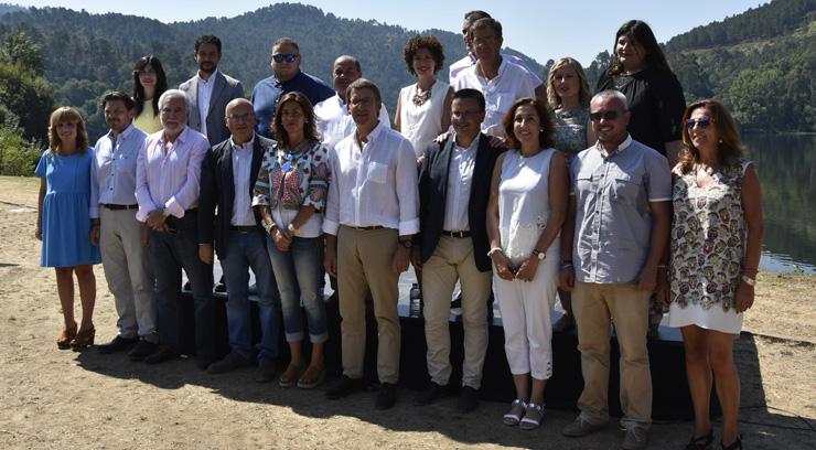 O PP de Ourense non descarta lograr nove deputados