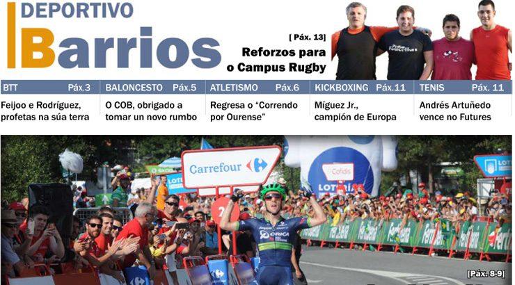 Barrios Deportivo 144