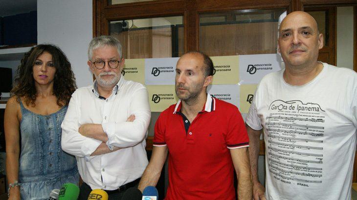 Democracia Ourensana completa o seu decálogo de propostas
