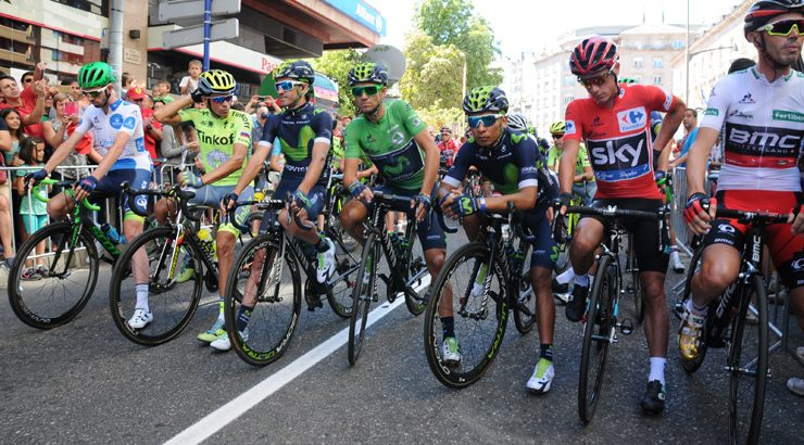 Ourense ve La Vuelta de cerca