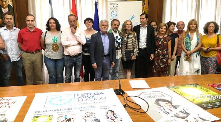 O FETEGA reúne ás mellores compañías de teatro de Galicia no Carballiño