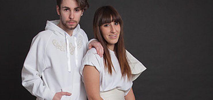 El joven diseñador Ismael Núñez presenta su nueva colección en el Monasterio de Celanova
