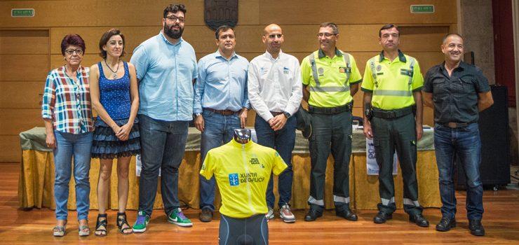 A Volta Ciclista a Galicia promocionará o auguismo de Verín