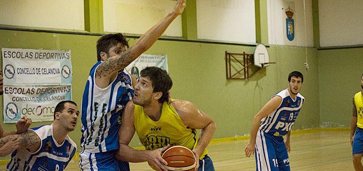 O COB cumple e logra a segunda vitoria na Copa Galicia