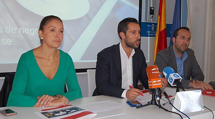 Os 90 asociados de AJE Ourense facturan anualmente 40 millóns de euros