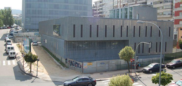 Luz verde á licitación da urbanización do contorno do novo centro de saúde do Couto