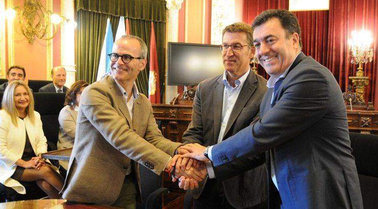 A Xunta compromete 1,6 millóns para un novo museo