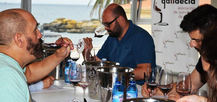 Un total de 14 vinos de Monterrei, distinguidos por la Asociación de Sumilleres de Galicia Gallaecia
