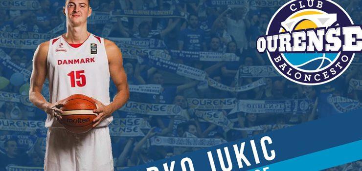 Zarko Jukic vestirá a camisete do COB
