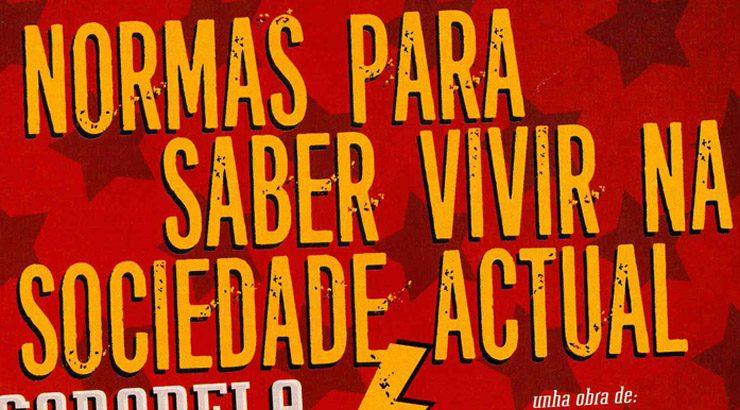 """Sarabela Teatro estrea """"Normas para saber vivir na sociedade actual"""""""