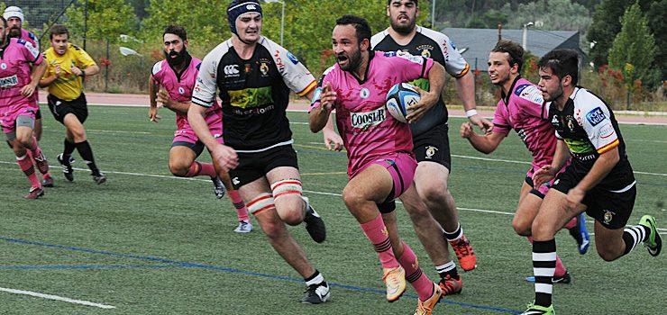 El Campus Rugby vence en casa ante El Salvador B