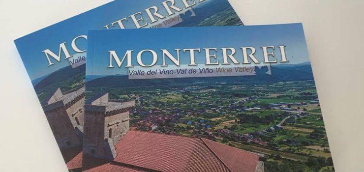 Una guía da a conocer el sector vinícola de Monterrei