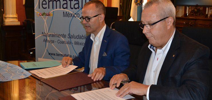Ourense acude a Termatalia México