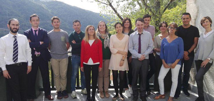 Dez empresas participan nun curso de inmersión en inglés nos Peares