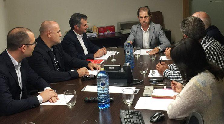 Los socios del «RISC Miño-Limia» evalúan el proyecto