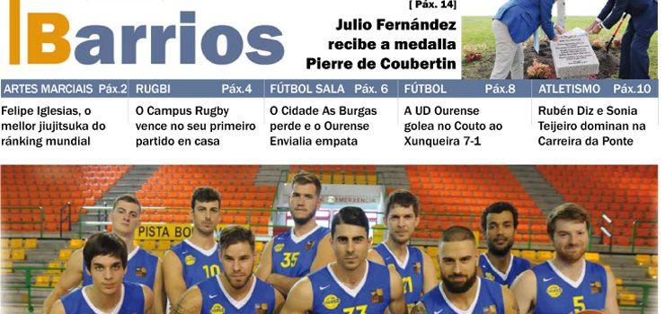 Barrios Deportivo 146