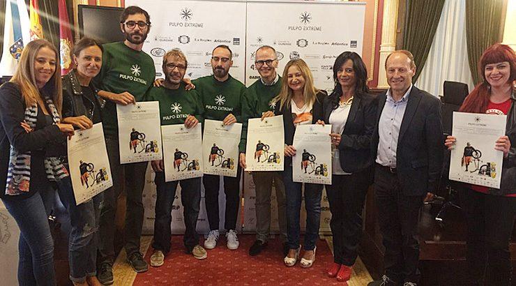 O Pulpo Extreme reúne en Ourense aos mellores do mundo do skate, rolling e BMX