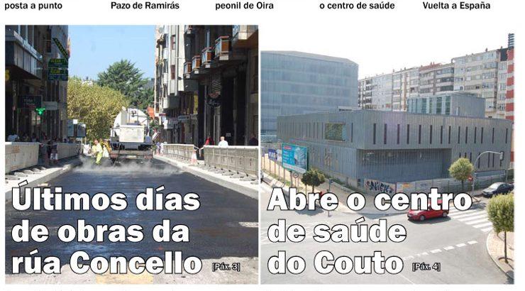 Publicado o último número de Ourense por Barrios