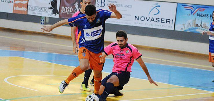 Sala Ourense – Santiago Futsal B