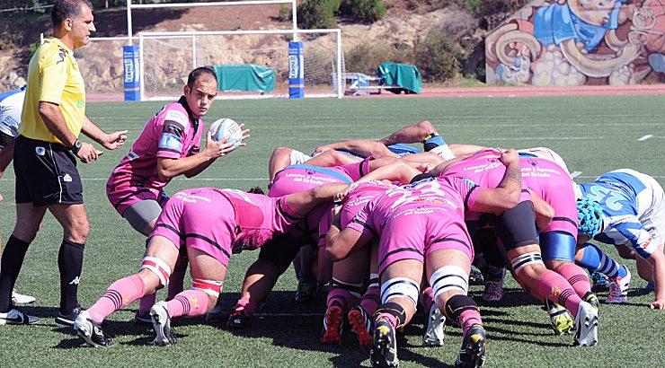 Nova vitoria na casa do Campus Rugby