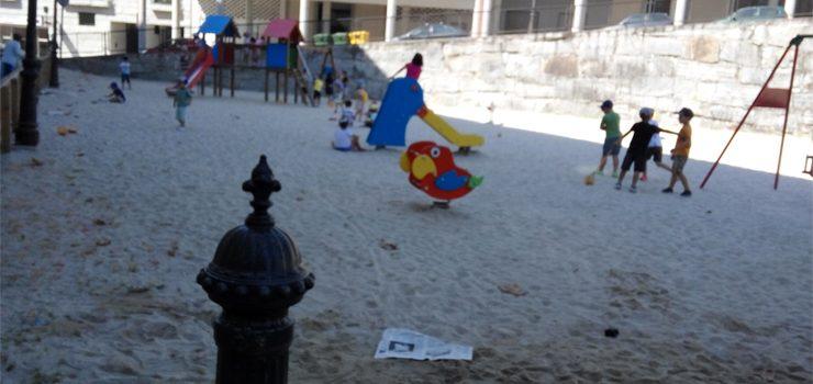 Barbadás investirá 287.000 euros en melloras de parques, pavimentación e alumeado